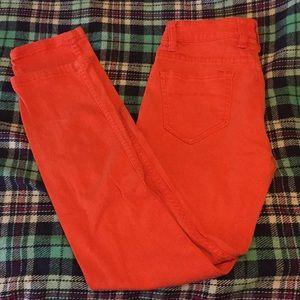Orange skinny very good condition